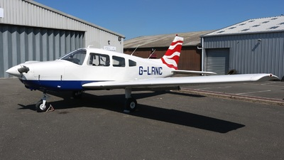 G-LRNC - Piper PA-28-161 Cherokee Warrior II - Private