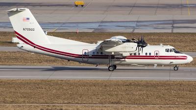N705GG - De Havilland Canada DHC-7-102 Dash 7 - United States - US Army