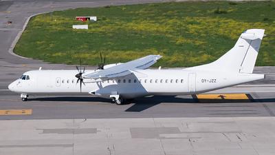 OY-JZZ - ATR 72-212A(500) - Untitled