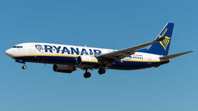 EI-DWC - Boeing 737-8AS - Ryanair