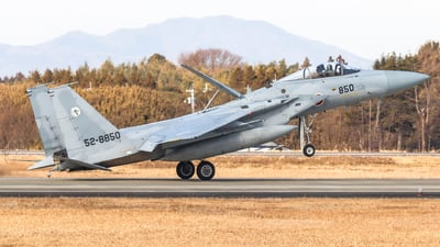 52-8850 - McDonnell Douglas F-15J Eagle - Japan - Air Self Defence Force (JASDF)