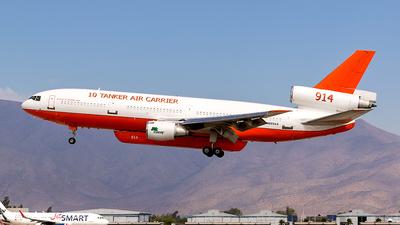 N603AX - McDonnell Douglas DC-10-30(ER) - 10 Tanker Air Carrier