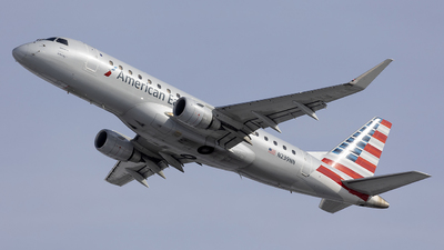 A picture of N239NN - Embraer E175LR - American Airlines - © Jeremy D. Dando