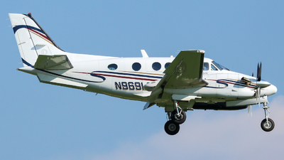 A picture of N969LD - Beech C90A King Air -  - © nicholastoto