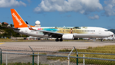 A picture of CGTVG - Boeing 7378Q8 - [30719] - © Brandon Giacomin