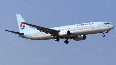 HL7708 - Boeing 737-9B5 - Korean Air