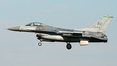 89-2044 - Lockheed Martin F-16CG Fighting Falcon - United States - US Air Force (USAF)