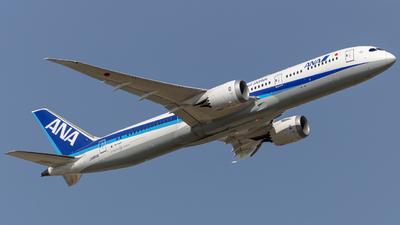 JA885A - Boeing 787-9 Dreamliner - All Nippon Airways (Air Japan)