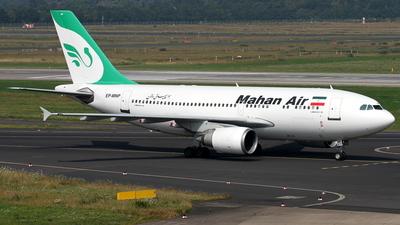 EP-MNP - Airbus A310-308 - Mahan Air