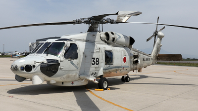 8438 - Mitsubishi SH-60K - Japan - Maritime Self Defence Force (JMSDF)