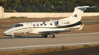 F-HJBR - Embraer 505 Phenom 300 - Private