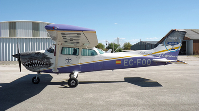 A picture of ECFOO - Cessna 172N Skyhawk II - [17271847] - © Nuno Filipe Le Freitas