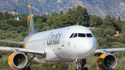 D-AICA - Airbus A320-212 - Condor