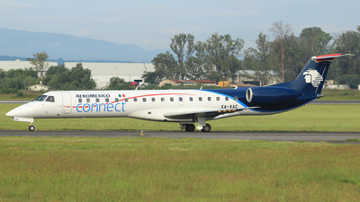 XA-VAC - Embraer ERJ-145LR - Aeromexico Connect