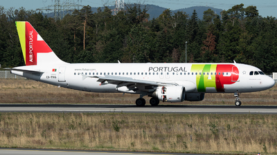 CS-TNG - Airbus A320-214 - TAP Air Portugal