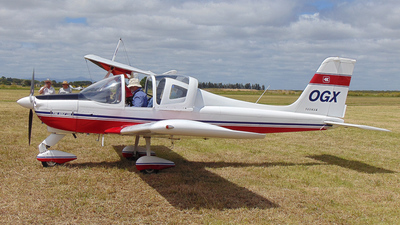 ZK-OGX - Tecnam P96 Golf 100 - Private