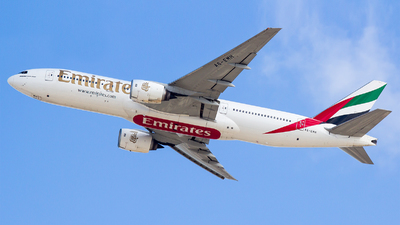 A6-EMH - Boeing 777-21H(ER) - Emirates