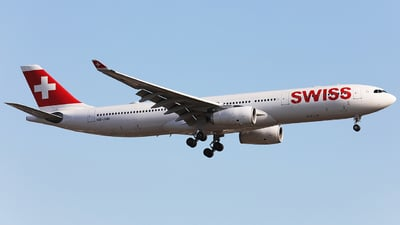 HB-JHH - Airbus A330-343 - Swiss