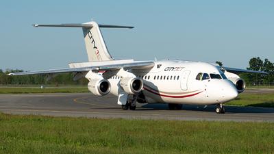 EI-RJW - British Aerospace Avro RJ85 - CityJet