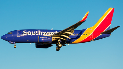N736SA - Boeing 737-7H4 - Southwest Airlines