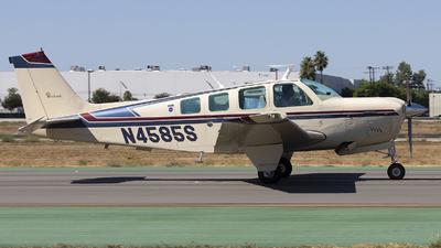N4585S - Beech A36 Bonanza - Private