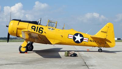 N916DC - North American SNJ-6 Texan - Commemorative Air Force
