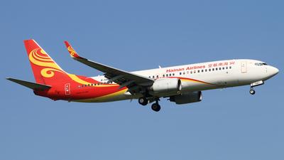 B-5463 - Boeing 737-84P - Hainan Airlines