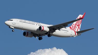 A picture of VHYFQ - Boeing 7378FE - Virgin Australia - © Tony Coles
