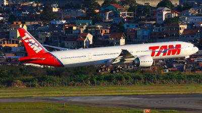 PT-MUB - Boeing 777-32WER - TAM Linhas Aéreas
