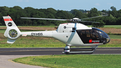 OY-HSS - Eurocopter EC 120B Colibri - Private