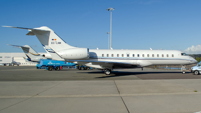 EC-LNM - Bombardier BD-700-1A10 Global Express XRS - Gestair Private Jets