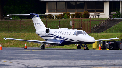 N525KY - Cessna 525A CitationJet 2 Plus - Private