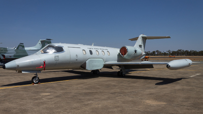 FAB6001 - Gates Learjet 35A - Brazil - Air Force