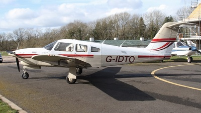 G-IDTO - Piper PA-28R-201T Turbo Arrow - Private