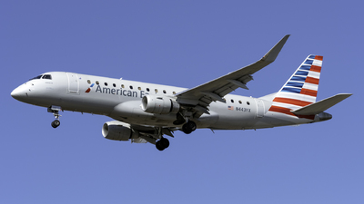 A picture of N443YX - Embraer E175LR - American Airlines - © Kerrigan_Aviation_NJ