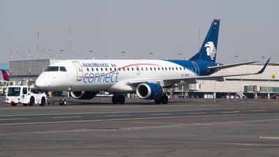 XA-MAC - Embraer 190-100LR - Aeromexico Connect