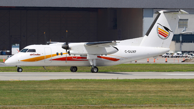 A picture of CGUXF - De Havilland Canada Dash 8100 - Air Creebec - © Juke Schweizer