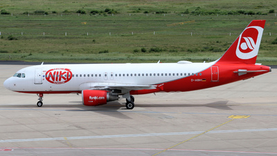 D-ABHI - Airbus A320-214 - Air Berlin