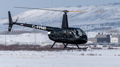 C-FPNR - Robinson R44 Raven II - LR Helicopters