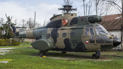 265 - Aérospatiale AS 332B Super Puma - Chile - Army