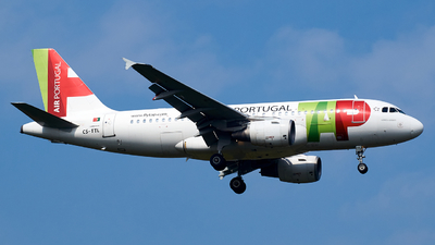 A picture of CSTTL - Airbus A319111 - TAP Air Portugal - © JakkoFly