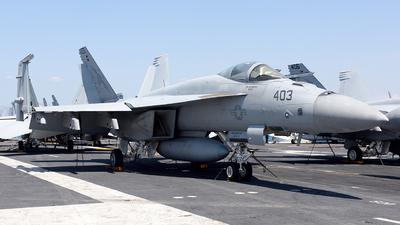 168354 - Boeing F/A-18E Super Hornet - United States - US Navy (USN)