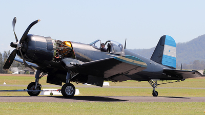 VH-III - Chance Vought F4U-5N Corsair - Private
