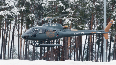 RA-07500 - Airbus Helicopters H125 - Private