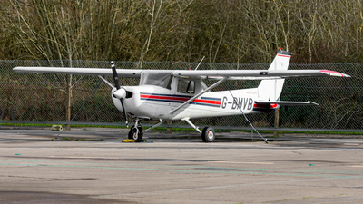 G-BMVB - Reims-Cessna F152 - Private