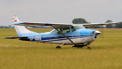 SP-OBB - Cessna 182N Skylane - Private