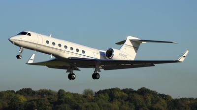 N372BG - Gulfstream G-IV(SP) - Private