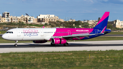 HA-LXI - Airbus A321-231 - Wizz Air