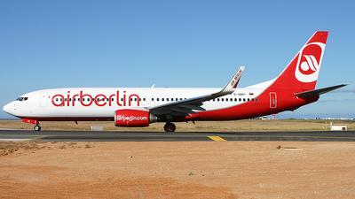 D-ABKI - Boeing 737-86J - Air Berlin