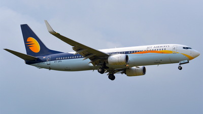 VT-JFS - Boeing 737-8AL - Jet Airways